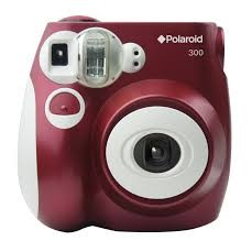 POLAROID 300 RED
