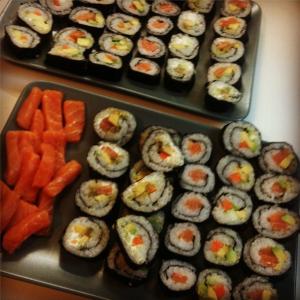 Sushi Mondaysatwork