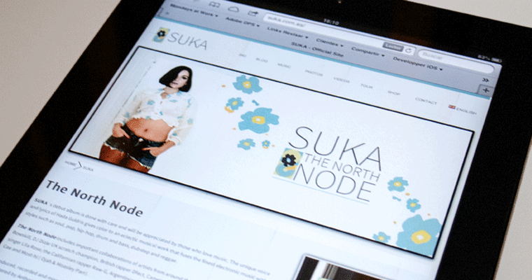 SUKA - The North Node